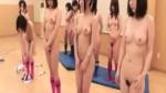 Asian Teens Soccer Team Plays Naked And Masturbates