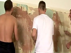 Motorcycle teen gay sex Fucking Builders Episode 7