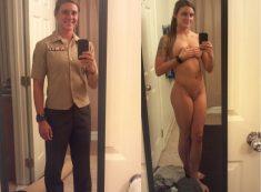 美陸戰隊醜聞fb貼千張女兵裸照 裸照門 800P+