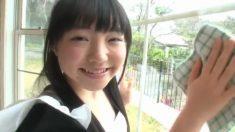 來看超可愛的日本蘿莉妹!見上瑠那!養眼一下吧!