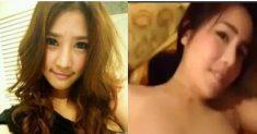 泰國女演員和有錢人性愛影片流出 兩顆不停上下的晃