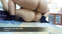 老公和蕩婦的老婆